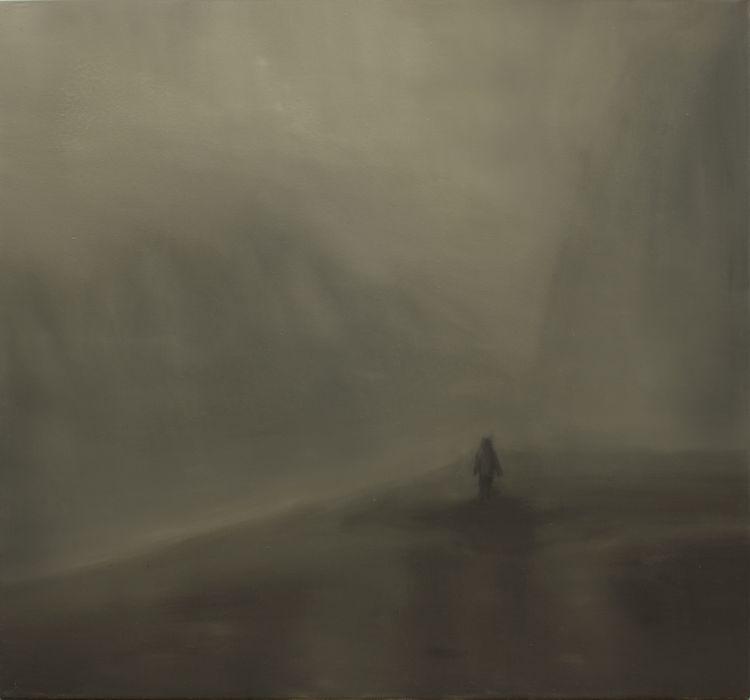 Panagiotis Kefalas   42, grow up   oil on canvas 130x140cm