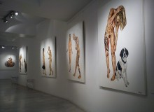 ANNA AMBARIOTOU EXHIBITION