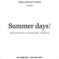 SUMMER DAYS! GROUP EXHIBITION