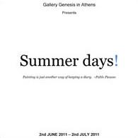 SUMMER DAYS! GROUP EXHIBITION